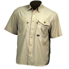 SCENTBLOCKER -Recon Lifestyle S/S Shirt STONE LARGE