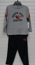Oregon State Youth Boys Pants Outfit Size 3T NWT Sample Flaw Fixed