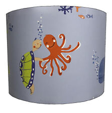 Arthouse Imagine Whale Of A Time Lampshades Ideal 2 Match Under The Sea Duvets.
