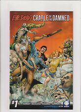 Evil Dead 2: Cradle of the Damned #1 NM- 9.2 SGP Comics Ash,Army of Darkness