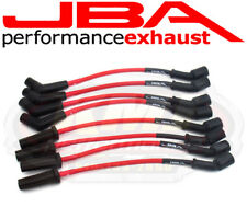 JBA W0861 2001-2006 Chevy GMC Truck 8.1L RED 8mm Spark Plug Wires/ Powercables