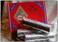 Räucherkohle - Kohletabletten - Rolle mit 10 Stck  a 3,3 cm Durchmesser