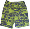Infant Baby Boy Okie Dokie Blue & Green Sunshade Shorts Sizes 2T, 3T, 4T, 5T