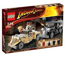 Lego 7682 Shanghai Chase Indiana Jones Gangsters Willie Scott ** Sealed Box