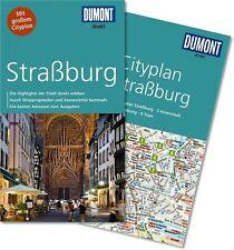 Straßburg Elsass 2015 Frankreich UNGELESEN + Karte Dumont direkt