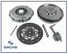 New Genuine OEM SACHS Audi A3 2.0 TDI 03> Dual Mass Flywheel Clutch kit & Slave