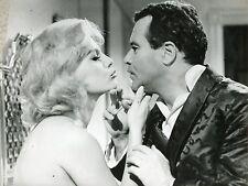 JACK LEMMON VIRNA LISI COMMENT TUER VOTRE FEMME 1965 VINTAGE PHOTO ARGENTIQUE 2