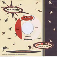 FATS DOMINO - SO GLAD + JIMMY RICKS - WIGGLIN' & GIGGLIN' - CROSSOVER STROLLER