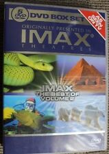 IMAX THE BEST OF VOLUME 2 BOX SET (5-DISC SET)-  DVD RARE R4 PAL OOP DELETED