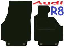 Audi R8 DELUXE QUALITY Tailored mats 2007 2008 2009 2010 2011 2012 2013 2014 201