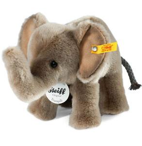 Steiff Trampili Elephant - classic washable soft toy - 18cm - 064487