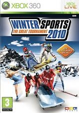 Winter Sports 2010: The Great Tournament (Xbox 360) USK 3+ Sport: Winter