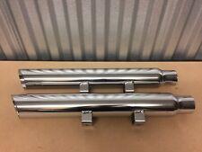 Vance & Hines TWIN SLASH 3-INCH SLIP-ONS For Harley-Davidson Sportster 46861