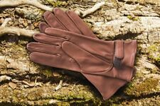 New listingSportacChester Jefferies The Arena Ladies Glove Dark Brown Size S SA172 CC 07