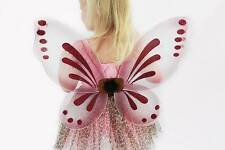 Fairy Princess Mystical Magic Pixie Elf Fairy Wings Many Colours Ladies Girls UK