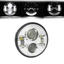 """5 3/4"""" 5.75"""" Motorcycle LED Headlight DRL for Harley Softail Deluxe 2005-2013"""