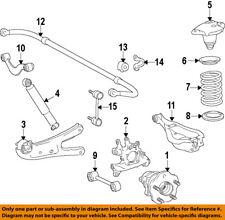 TOYOTA OEM Stabilizer Sway Bar-Rear-Link 488020E010