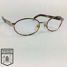 U.C BENETTON eyeglasses TORTOISE OVAL glasses frame MOD: UCB227-13M