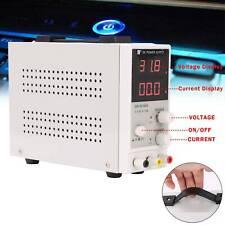 0-30V 0-10A DC Power Supply Digital Einstellbar Netzteil Labornetzgerät Trafo