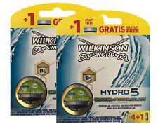 Wilkinson Sword Hydro 5 Groomer Power Select Rasierklingen  2 x 4+1