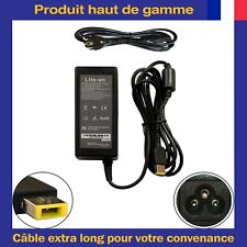 Chargeur d'Alimentation 65W Pour Lenovo Yoga 300 300-11 300-11IBR 300-11IBY