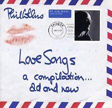 Phil Collins : Love songs (2 CD)