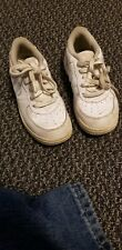 Air force 1 Toddler Size 10 c
