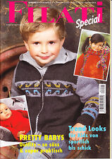 Filati Special Ausgabe 5, Winter 2006, Babys Kids, 52 Modelle, stricken, rar