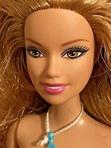 Cali Girl Barbie strawberry blonde hair. 1990s era. Newly deboxed. Fast Ship! 🌸