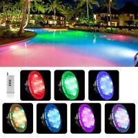 72W LED Aktualisierung IP68 RGB  Swimmingpool licht  für Unterwasser Beleuchtung