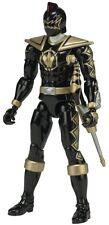 """Bandai Power Rangers Dino Thunder Black Ranger 6.5"""" Action Figure"""