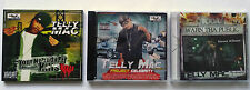 Telly Mac (Lot of 3) Project Celebrity, Warn the Public, Your Nobody Til..Rap CD