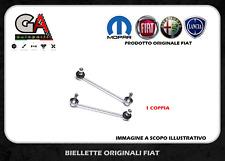 Biellette barra stabilizzatrice coppia originali Fiat Stilo 500 Bravo 2 Panda 3