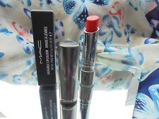 MAC Huggable Lippenstift Farbe Cherry Glaze Originalgröße 3,2 g neu in OVP