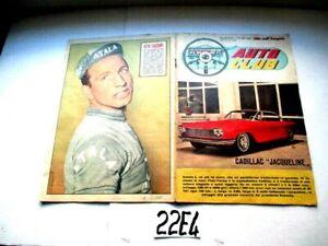 VITO TACCONE AUTO SPRINT SUPPLEMENTO AL N° 826 ALBI DELL'INTREPIDO 1961   (22E4)