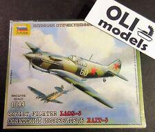 1/144  Soviet Fighter LAGG-3 - Zvezda 6118