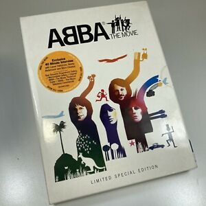 ABBA The Movie Limited Special Edition 2005 Polar Music DVD Complete Mint Discs