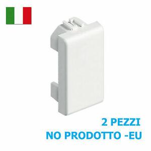 BTICINO AM5000 TAPPO COPRIFORO MATIX ORIGINALE 2 PEZZI