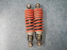 FRONT SHOCKS SUSPENSION 1991 SUZUKI LT4WD QUADRUNNER 250 LTF250 4WD 2X4 91