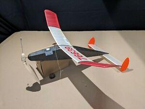 "Free Flight model Airplane 29"" wingspan"