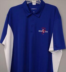 NFL AFL Denver Broncos Retro Logo Mens Polo Shirt XS-6XL, LT-4XLT New
