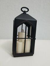 Bath and Body Works Black LANTERN Candle NIGHTLIGHT WALLFLOWER Diffuser Plug