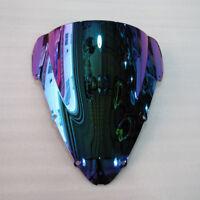 For 2001-2007 2005 Honda CBR600 F4i Windshield Iridium Deep Screen Double bubble