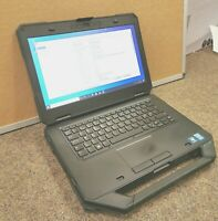 Dell Latitude 14 Rugged 5404 i5-4310 8gb 128gb Touchscreen MIL-STD-810G Robust