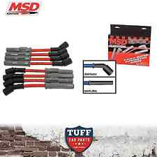 VE Holden Commodore & HSV L98 LS2 LS3 V8 8.5mm MSD Performance Ignition Leads
