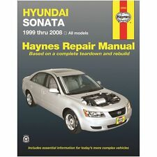 Repair Manual HAYNES 43055 fits 99-14 Hyundai Sonata