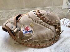 "Nokona CM-275 Tex-Siz-Trap 33"" Fastpitch Softball Catchers Mitt Right Hand Throw"