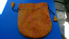 Hidden Pouch Purse Hand Made in Nepal with Drawstring