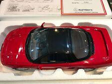 Autoart 1/18  HONDA NSX 1990  73271 Formula Red