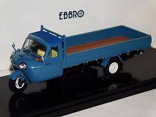 MAZDA T2000  BLUE 1962 EBBRO 43848 1:43